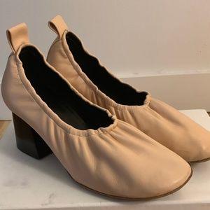 CÉLINE Ballerina Pumps